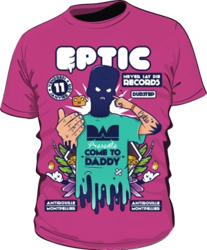 EPTIC 3 RÓŻOWA