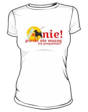 Koszulka NIE MUSZĄ