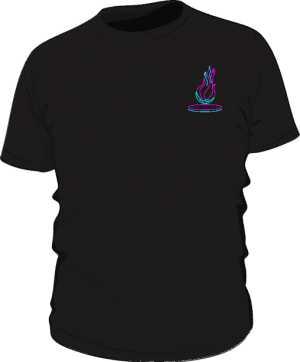 PREMIUM Tshirt TYLKOWEAR czarny
