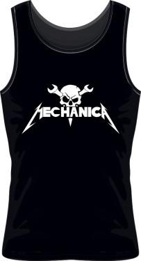 Tshirt 2 Męski Mechanica