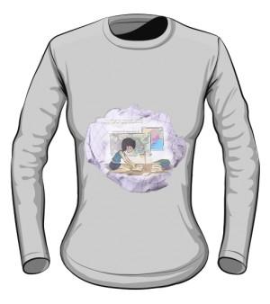 Koszulka z nadrukiem 66554