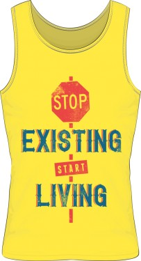 Sleeveless START LIVING