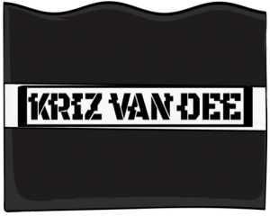 Ręczniki z logo KriZ Van Dee