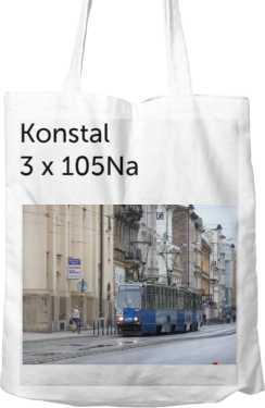 Torba 3xKonstal 105Na