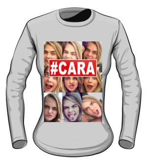 Hashtag Cara Blouse