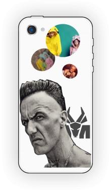 Ninja DA Cover to Iphone 5 5s