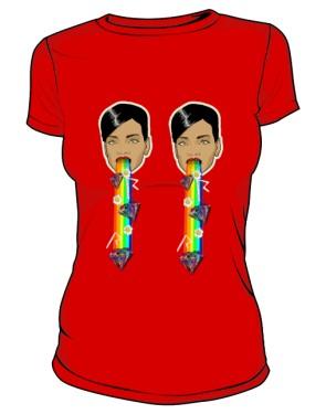 Koszulka z nadrukiem 67723