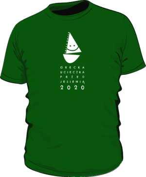 Koszulka z nadrukiem 677858