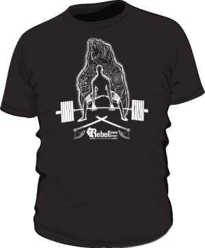 Koszulka z nadrukiem 678944
