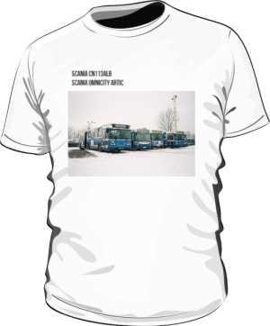 Koszulka Scanie z Płaszowa