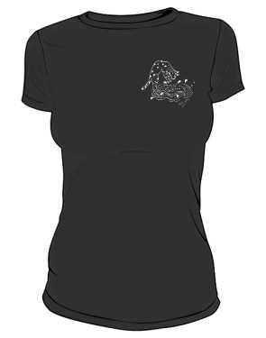 Koszulka z nadrukiem 682431