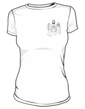 Koszulka z nadrukiem 682825