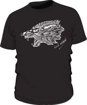 Koszulka z nadrukiem 682826