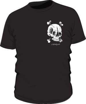 Koszulka z nadrukiem 693497