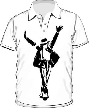 Koszulka Michael Jackson Polo