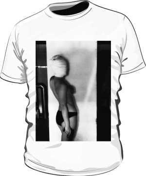 Koszulka z nadrukiem 695047