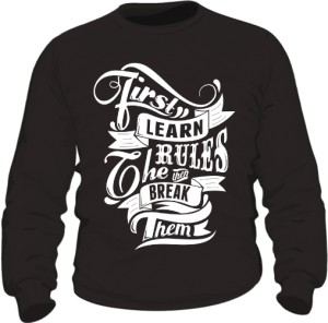 Bluza BREAK THE RULES