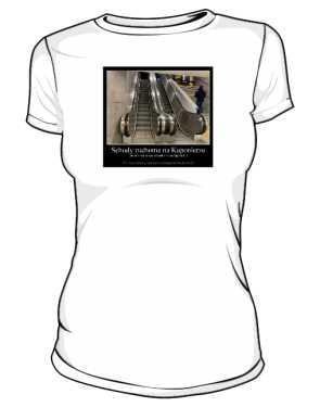 Koszulka damska z Kaponiery
