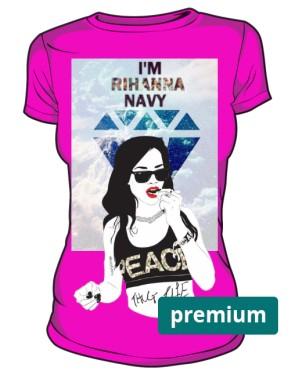 Riri Navy TShirt