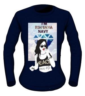Riri NavyBlouse