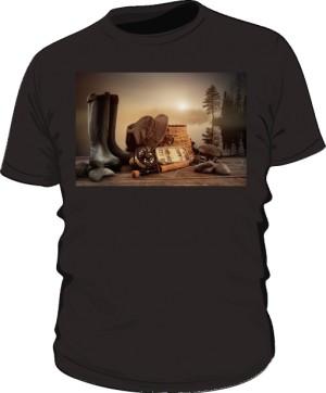 Koszulki na zawody wędkarskie