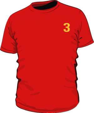 Koszulka z nadrukiem 704002