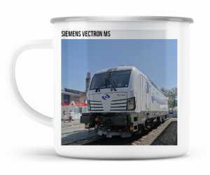 Kubek Siemens Vectron MS
