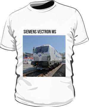 Koszulka Siemens Vectron MS