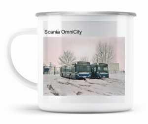 Kubek Scania OmniCity