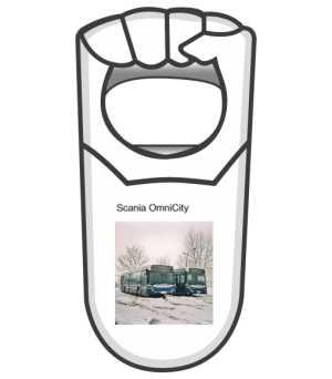Otwieracz do butelek Scania OmniCity