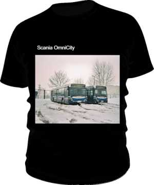 Koszulka Scania OmniCity