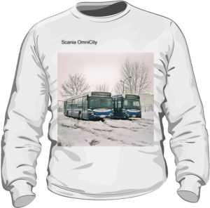 Bluza Scania OmniCity