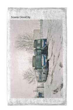 Ręcznik Scania OmniCity