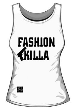Fashion Killa White