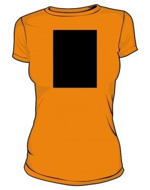 Koszulka stylowy wzór