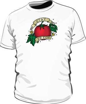 Koszulka STAY FRESH męska
