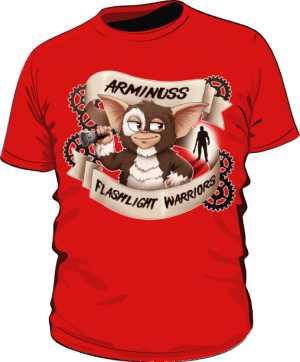 Koszulka z nadrukiem 732853