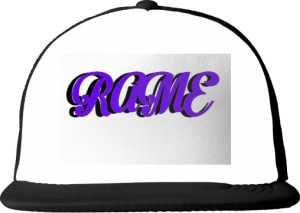 TIRE CAP RAME SHADOW BLACK