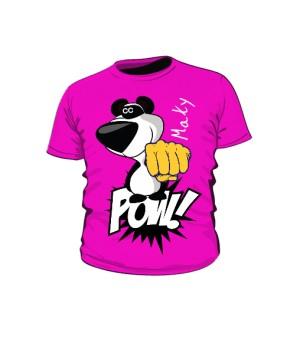 Koszulka Dziecięca kolorowa  Mały POW