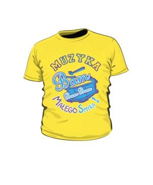 Koszulka Dziecko Bam Bam