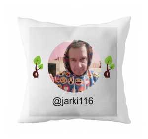 Jarki116 z TIKTOKA poduszka