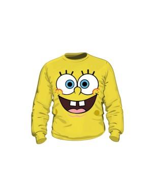 Bluza Dziecięca buźka Sponge Bob