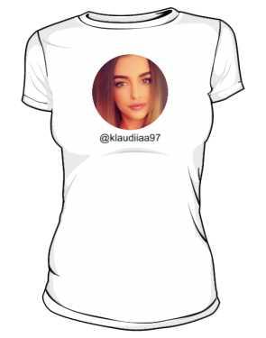 Koszulka z nadrukiem 746255