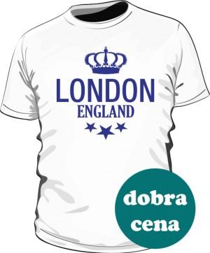 Koszulka Męska  LONDON