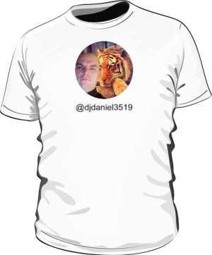 Koszulka z nadrukiem 757077