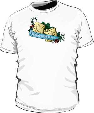 Koszulka z nadrukiem 758576