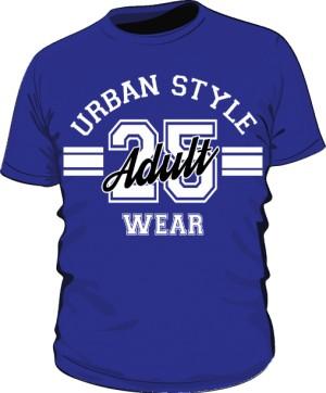 Koszulka Męska Urban Style Wear kolor