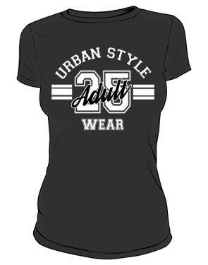 Koszulka  Damska Urban Style Wear