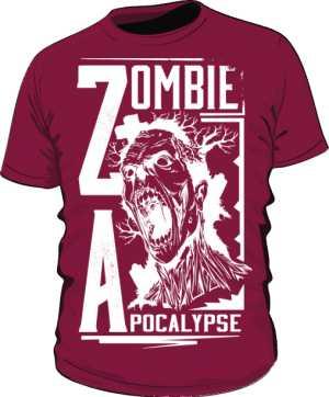 Zombieshirt 3