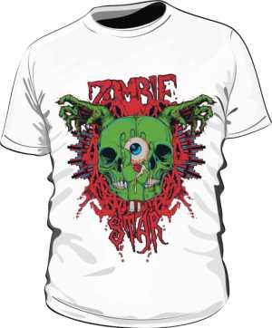 Zombie Tshirt 1